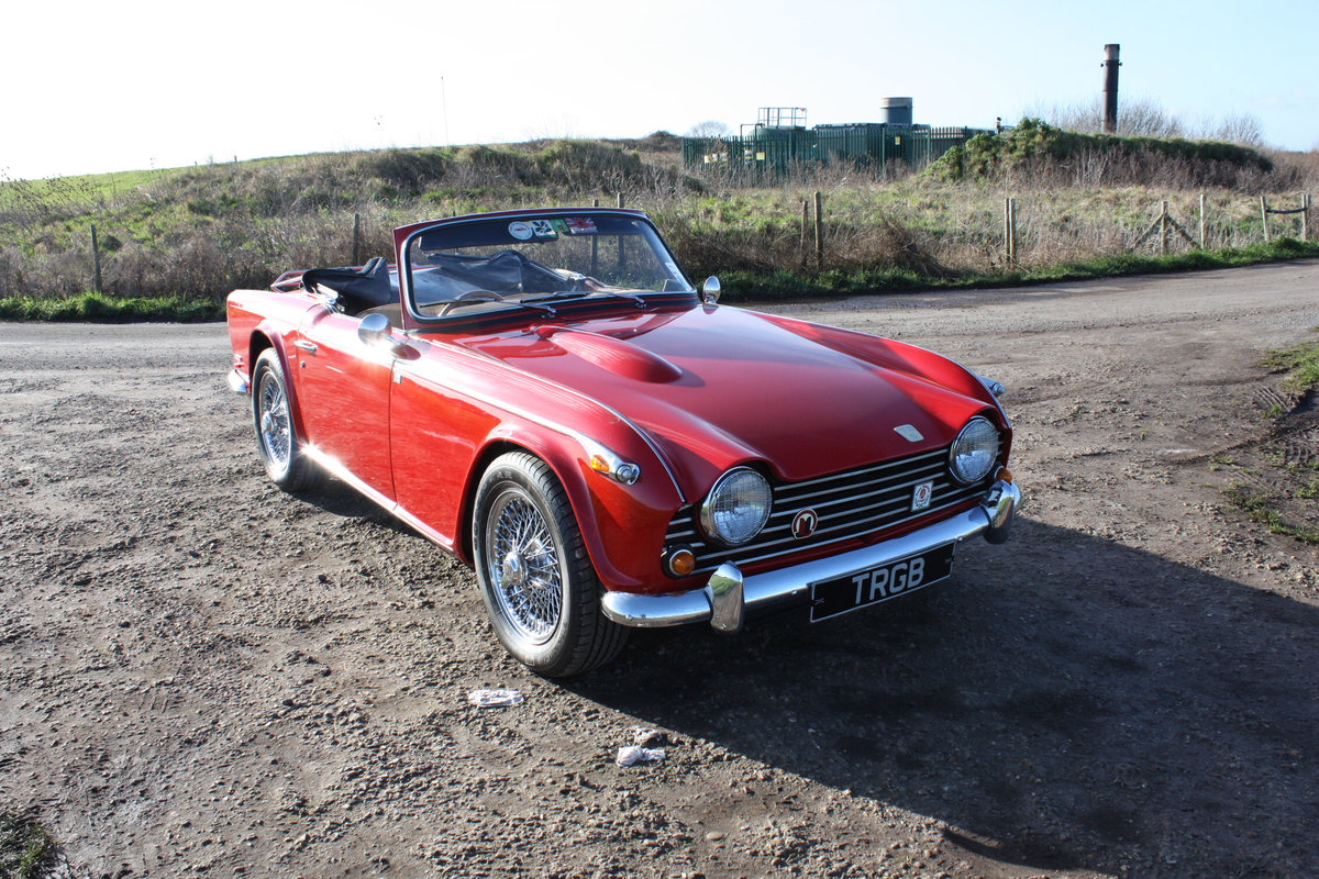 1968 OUTSTANDING TRIUMPH TR5 SOLD (picture 6 of 6)