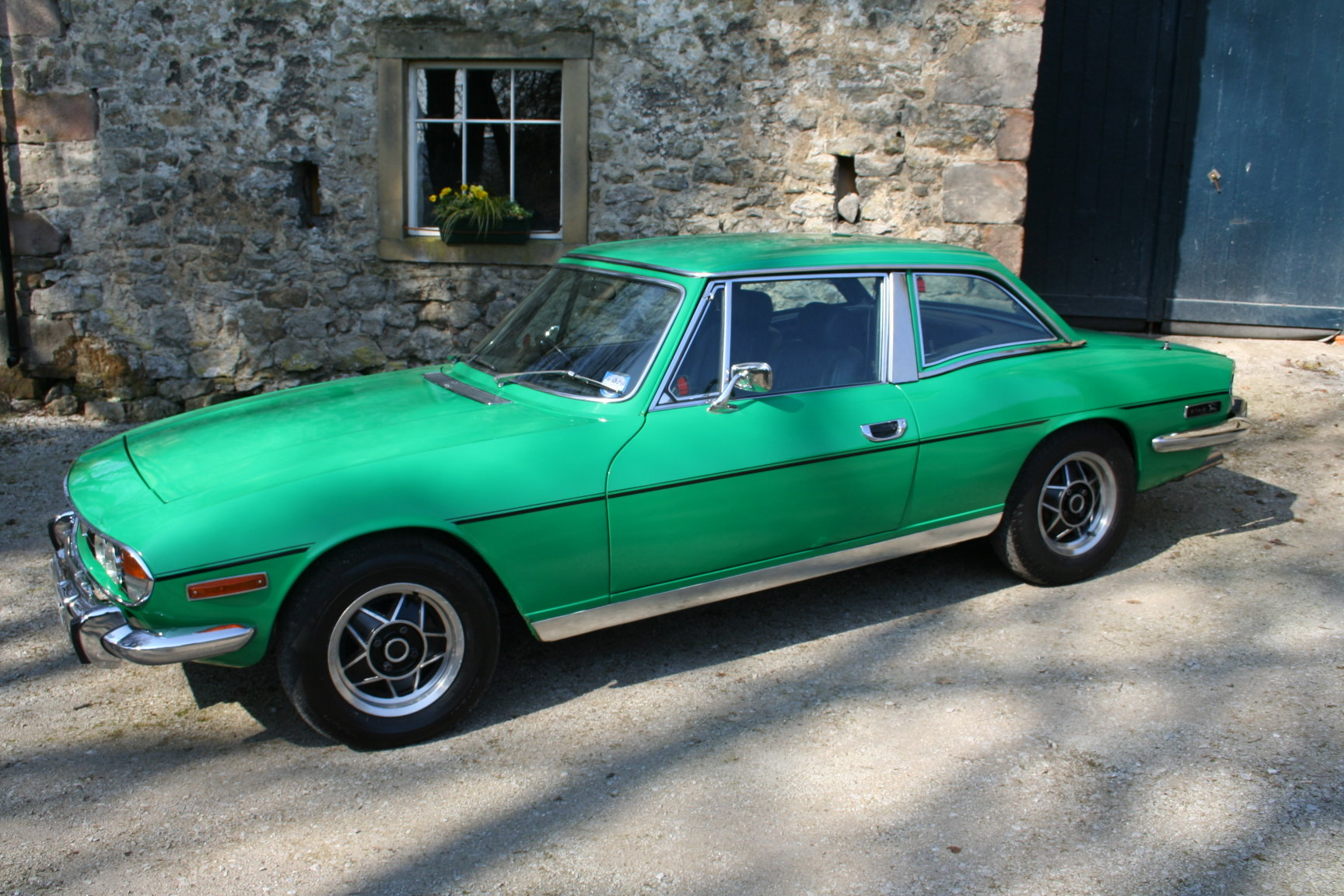 1973 Wanted Triumph Stag. For Sale (picture 1 of 2)