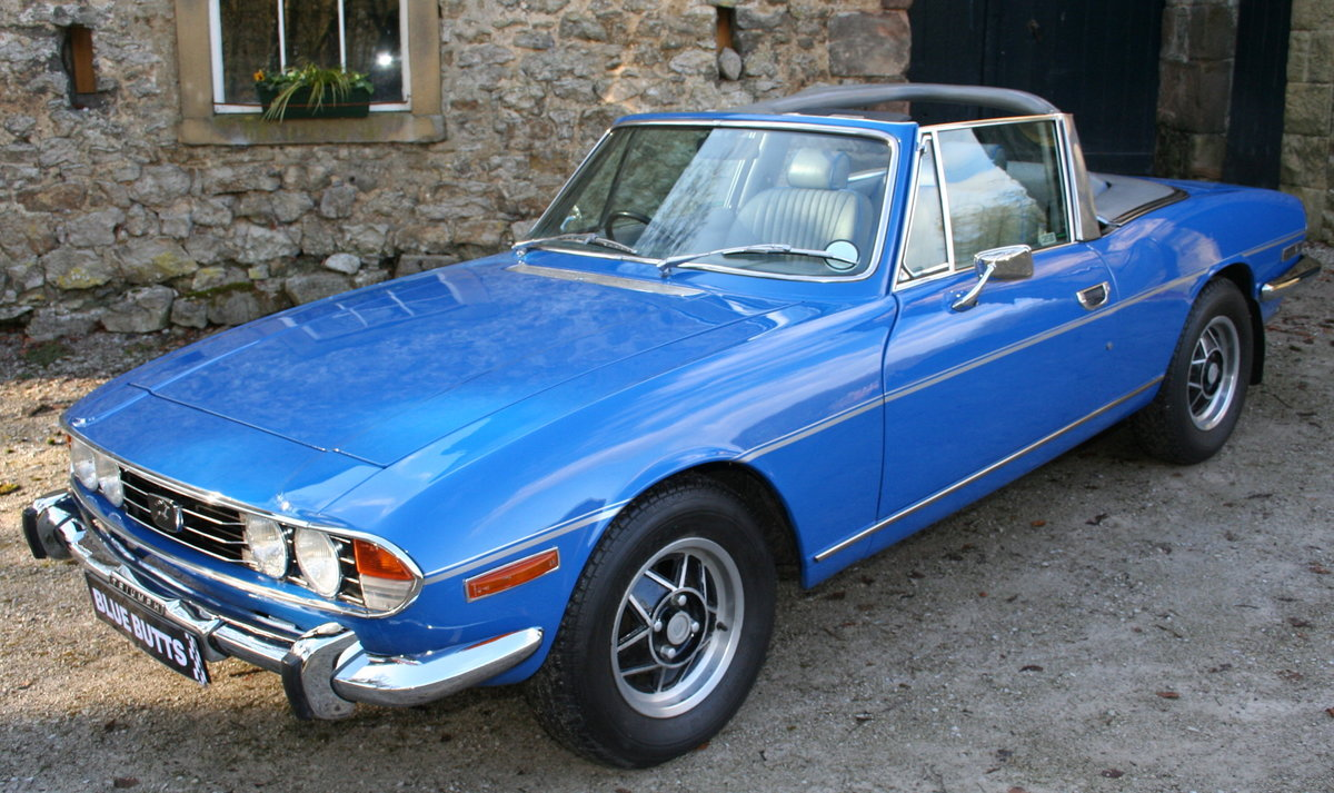 1973 Wanted Triumph Stag. For Sale (picture 2 of 2)