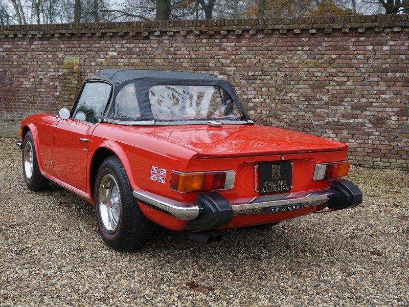 1975 Triumph TR6 For Sale (picture 2 of 6)