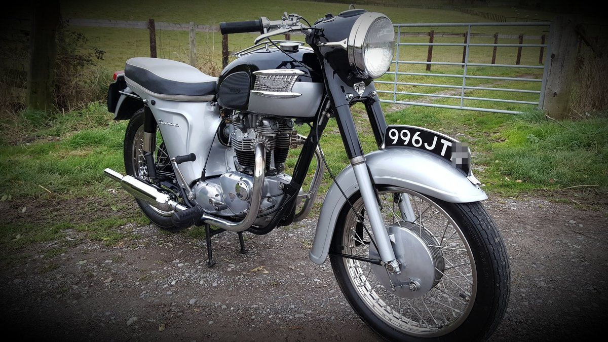 1963 Triumph Thunderbird 6T For Sale (picture 2 of 3)