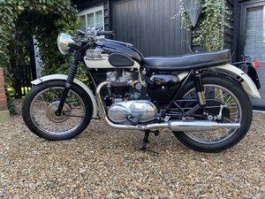 1960 Triumph T110, Bonneville - beautiful bike For Sale