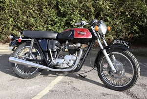 1973 Triumph TR6R Trophy 650cc Matching Numbers