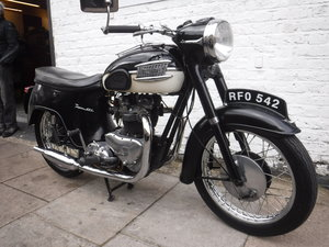 1960 Triumph Tiger T110 For Sale