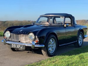 Picture of 1962 TRIUMPH TR4 MANUAL O/D For Sale