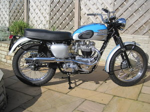1961 Triumph T120C, Full Meticulous Restoration For Sale