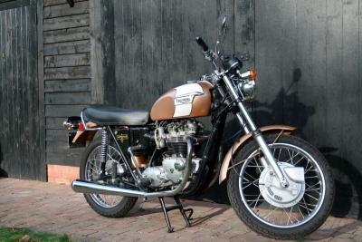 1972 Triumph T120V Bonneville