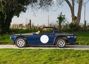 1970 Triumph TR6 Competition For Sale by Auction