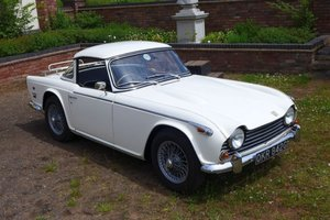 1968 Triumph TR5 For Sale by Auction