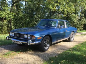 1973 Triumph Stag Mark 2 LHD For Sale