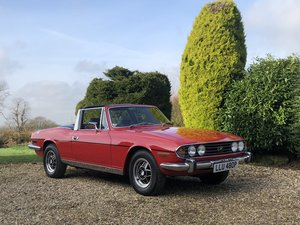 Picture of 1975 Triumph Stag MK II 3.0 V8 Fantastic Car. Manual Gearbox SOLD