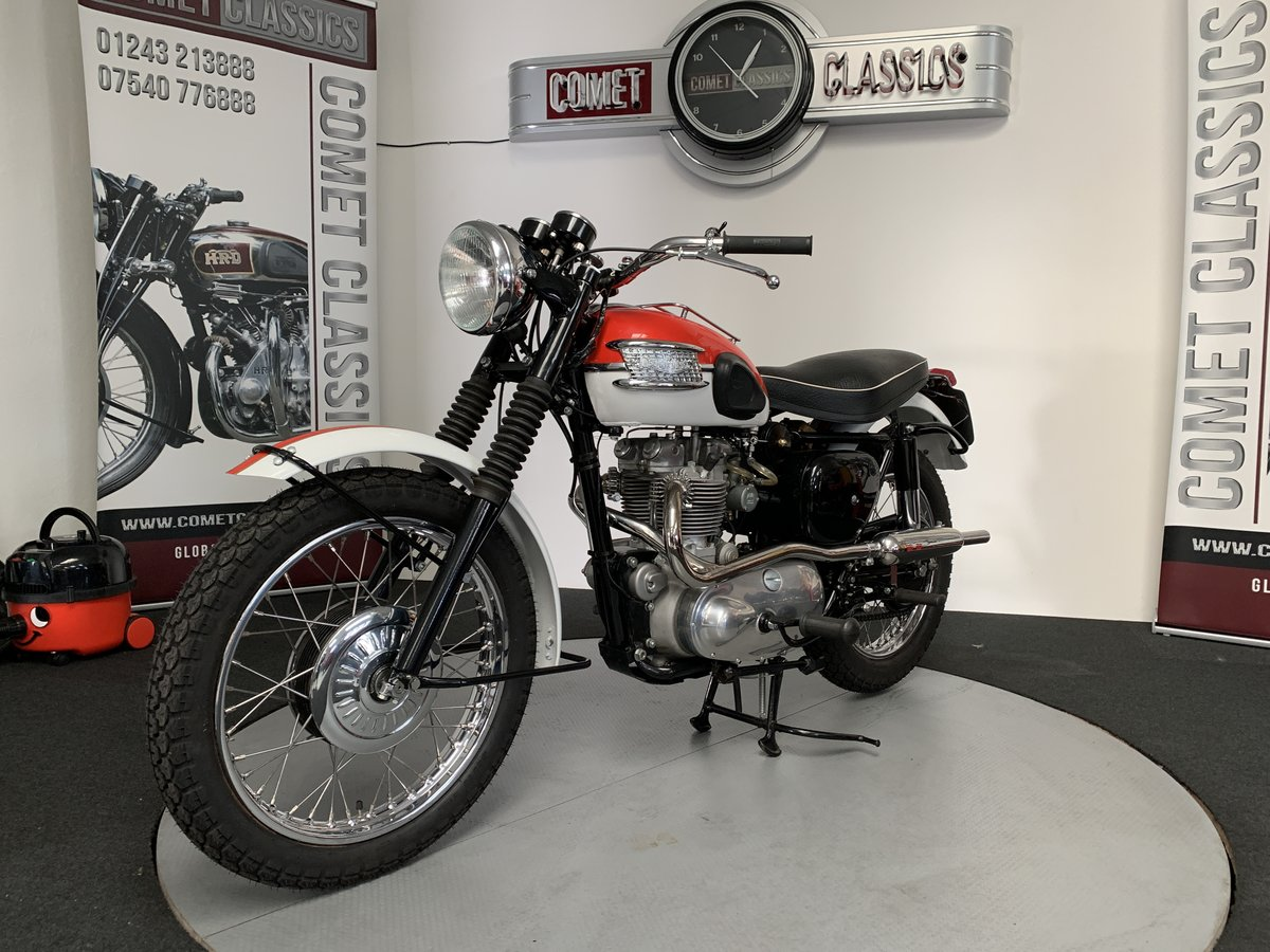1958 Triumph TR6 650cc For Sale (picture 3 of 6)