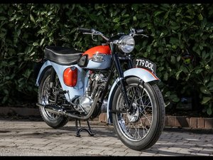 1961 Triumph Tiger Cub T20 For Sale