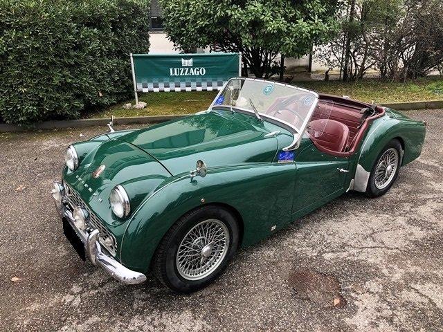 1959 Triumph - TR 3A For Sale (picture 1 of 6)