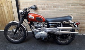 1971 Triumph TR6C (Competition) for auction February 15th