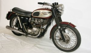 1970 Triumph T120 Bonneville for auction February 15th