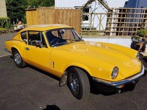 1972 Triumph GT 6 MKIII in excellent original conditon