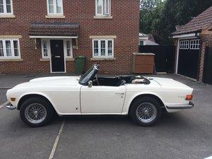 1970 Triumph TR6 For Sale