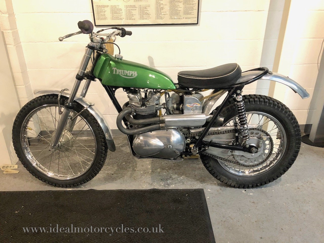 1964 Pre 65 Triumph 350cc Trials For Sale (picture 2 of 6)