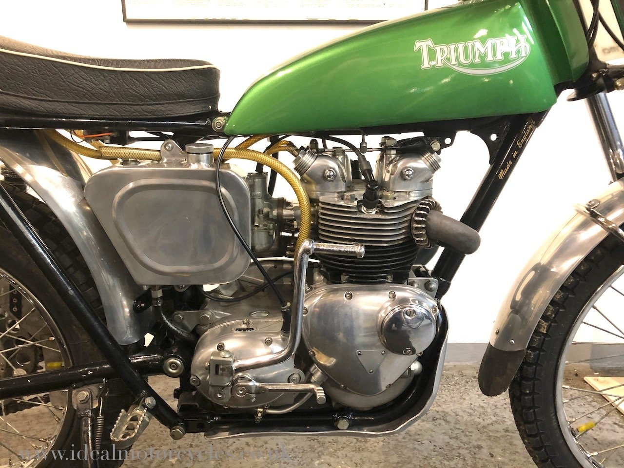 1964 Pre 65 Triumph 350cc Trials For Sale (picture 3 of 6)