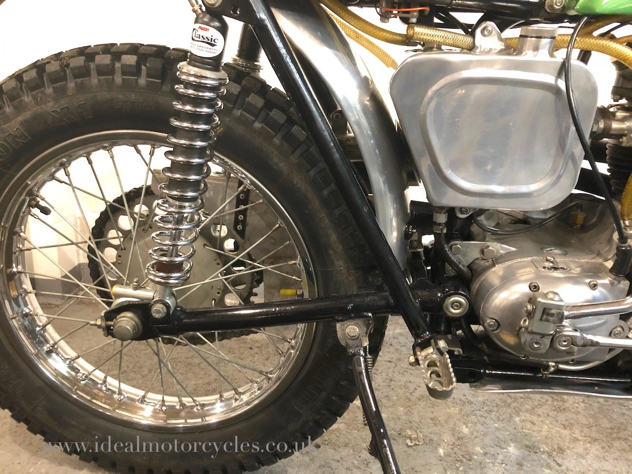 1964 Pre 65 Triumph 350cc Trials For Sale (picture 4 of 6)