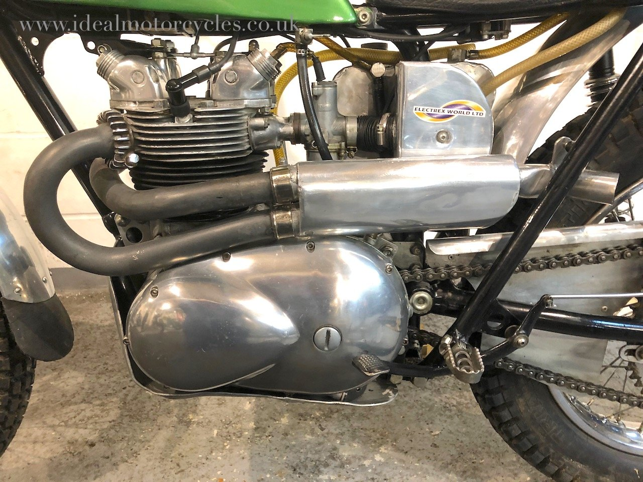 1964 Pre 65 Triumph 350cc Trials For Sale (picture 5 of 6)
