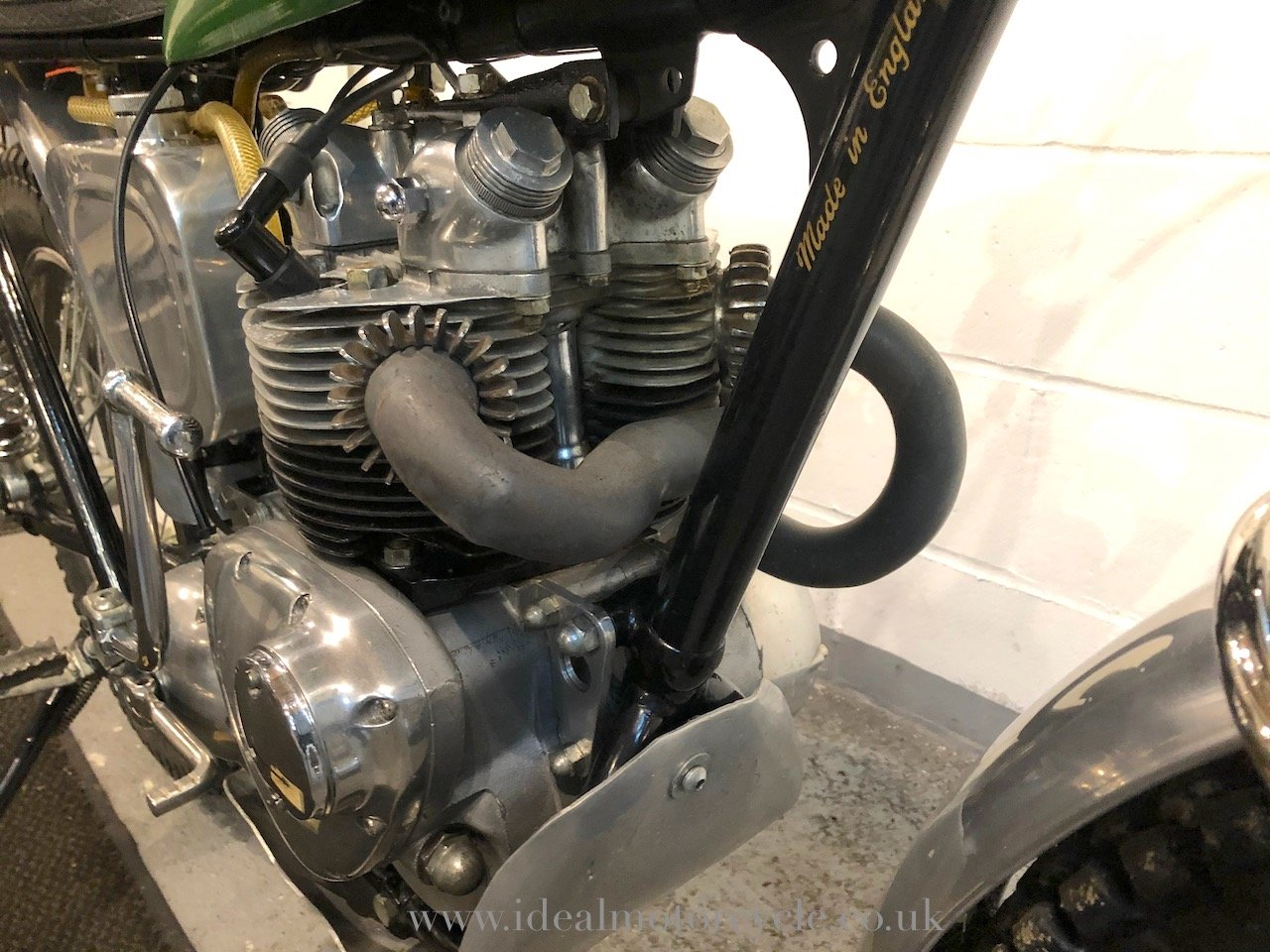 1964 Pre 65 Triumph 350cc Trials For Sale (picture 6 of 6)