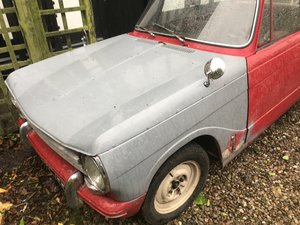 1968 Triumph herald 1360 low mileage engine