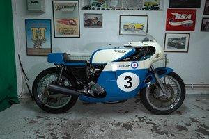 1970 Triumph Trident Rob North