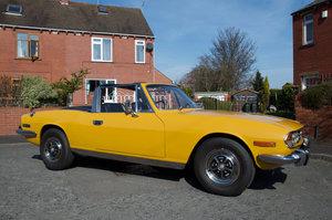 1972 Triumph Stag MK1 Automatic -Exceptional
