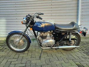 triumph Tiger 1972 For Sale