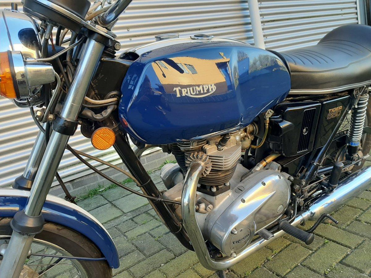 triumph Tiger 1972 For Sale (picture 6 of 6)