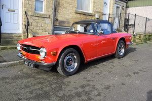 1971 Triumph TR6 For Sale by Auction