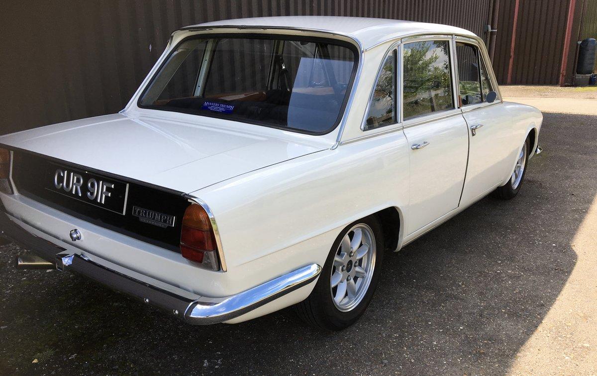 1968 Triumph 2000 MK1 SOLD (picture 2 of 6)