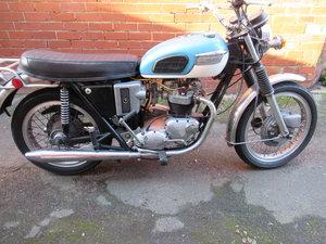 1971 Triumph TR6, 650cc For Sale