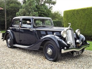Picture of 1937 Triumph 14/60 Vitesse - NOW SOLD. Similar cars wanted