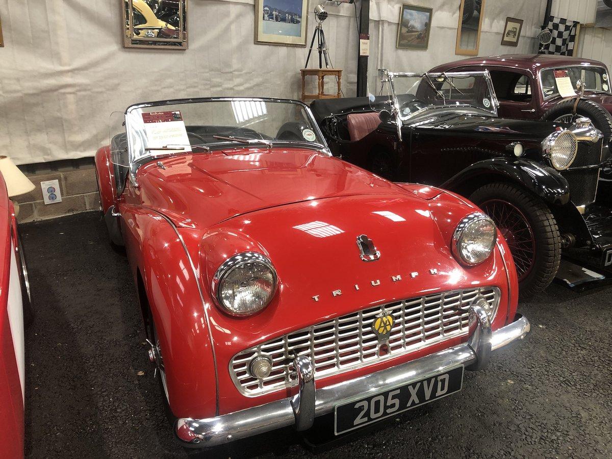 1959 Triumph TR3A For Sale (picture 1 of 24)