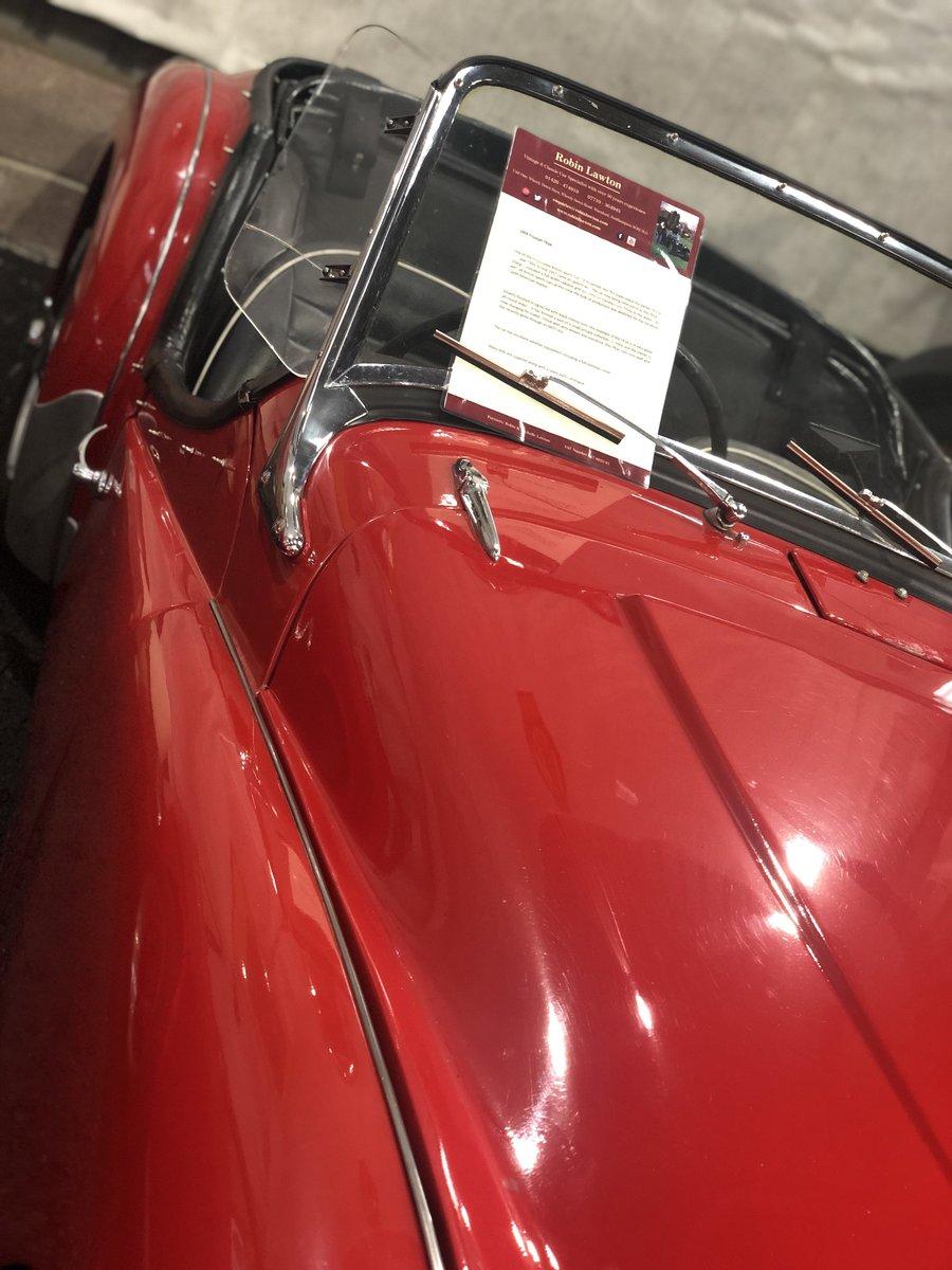 1959 Triumph TR3A For Sale (picture 13 of 24)