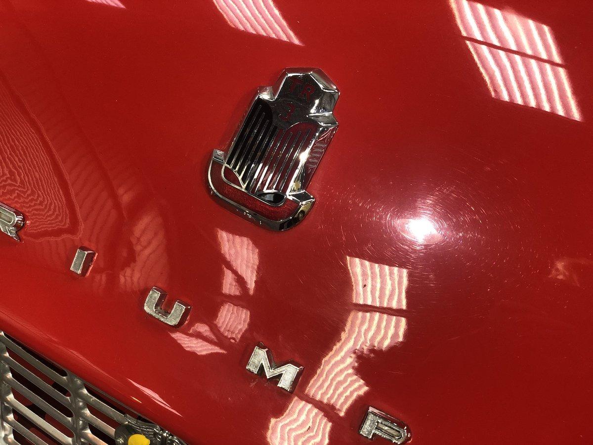 1959 Triumph TR3A For Sale (picture 14 of 24)