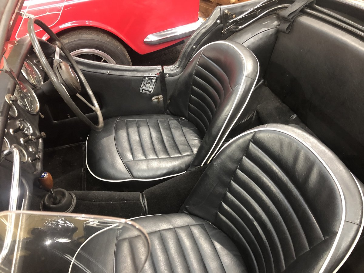 1959 Triumph TR3A For Sale (picture 15 of 24)