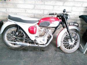 Triumph Cub by auction