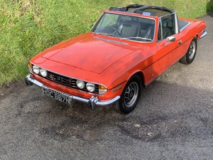 1974 Triumph Stag 3.0 V8 Automatic  For Sale