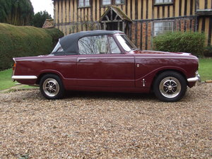 1970 VITESSE CONVERTIBLE MK2 2L OVERDRIVE LOVELY CAR For Sale