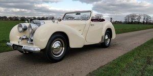 1948 Triumph Roadster '48 RHD