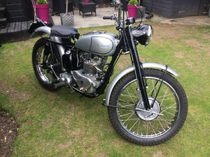 Picture of 1951  TRIUMPH TROPHY TR5 Famous Rider/Owner