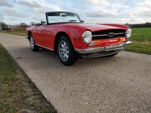 Picture of 1969 triumph TR6 '69 lhd SOLD