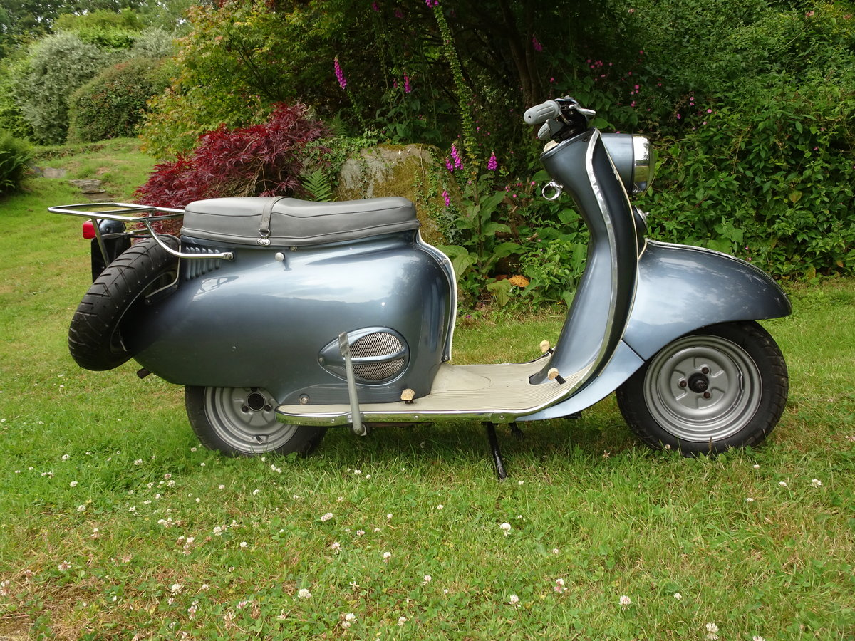 1960 Triumph Tigress 250 twin  For Sale (picture 1 of 6)