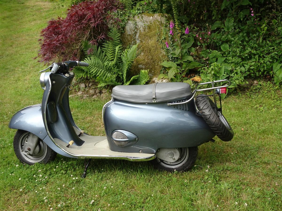 1960 Triumph Tigress 250 twin  For Sale (picture 2 of 6)