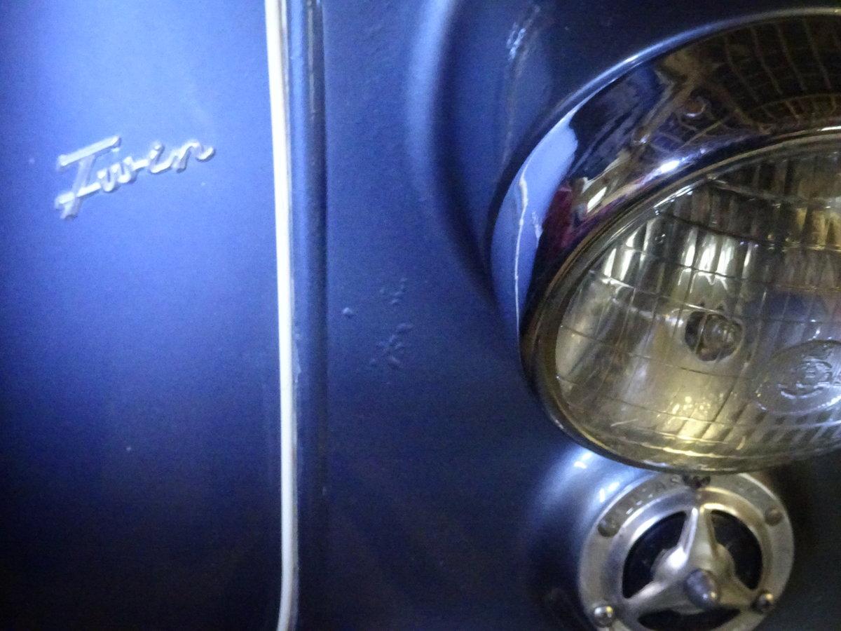 1960 Triumph Tigress 250 twin  For Sale (picture 3 of 6)