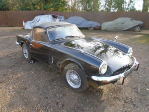 1968 Spitfire MK3, 2 owner car For Sale